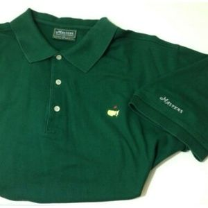 Other - Official Masters Collection Polo Logo Golf Logo